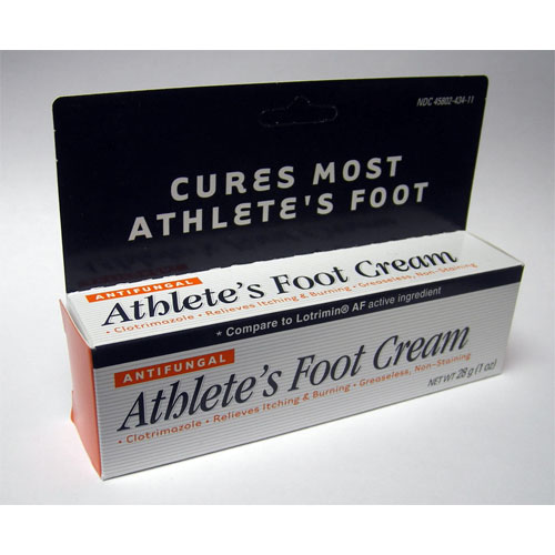 Antifungal Foot Cream 1 oz. Includes FREE SHIPPING!
