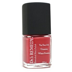 Dr's Remedy Nail Polish: MELLOW MAUVE! FREE SHIPPING!